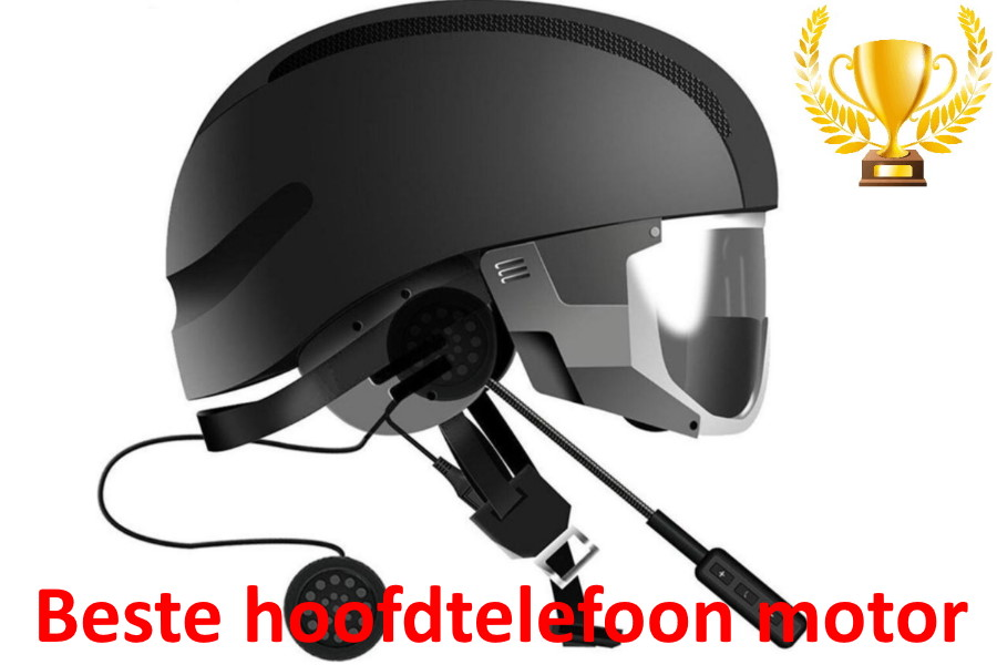 Bluetooth hoofdtelefoon motor
