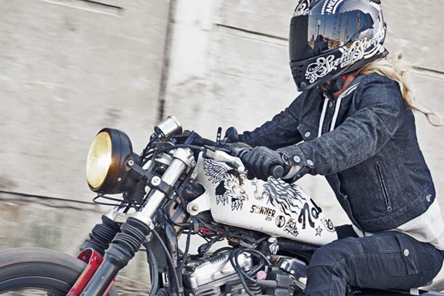 dames motorkleding kopen