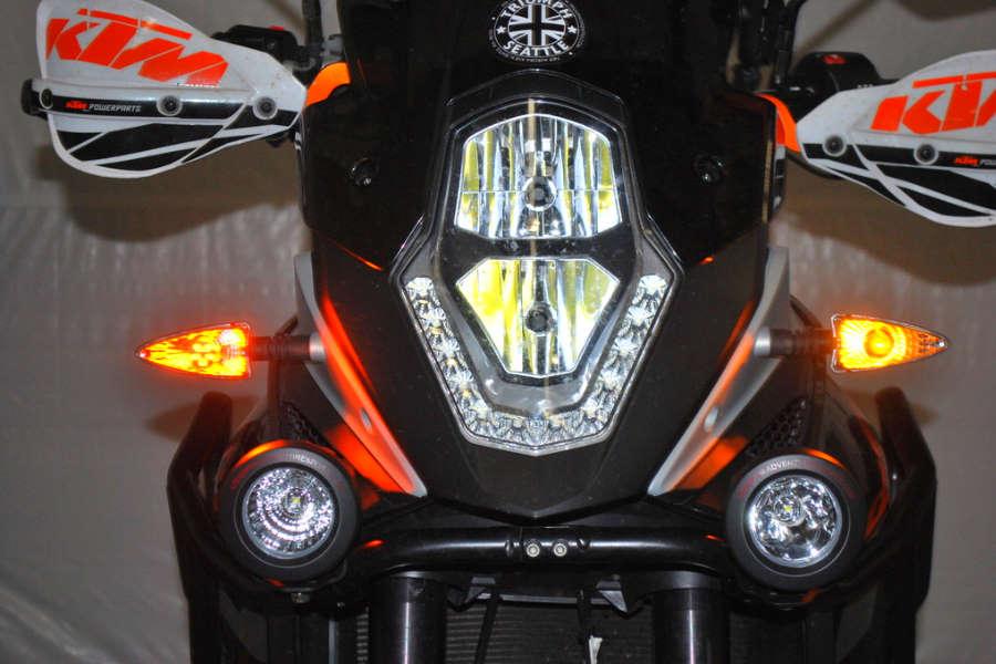 verlichting van je motor vervangen door led